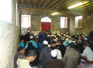 First Eid Prayers, Eid-Ul-Adha 2009